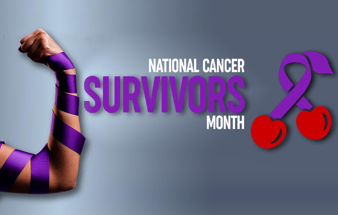 Cherries on Top Blog, Cancer survivors month
